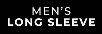 Men's Long Sleeve Button