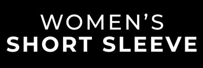 Women's Short Sleeve Button