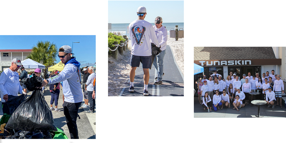 Beach Keepers Club Collage