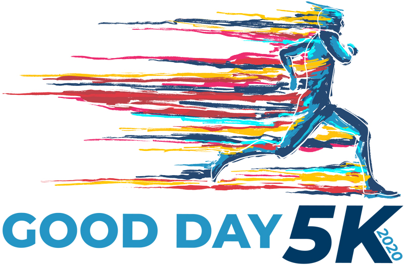 TSK Good Day 5K Logo