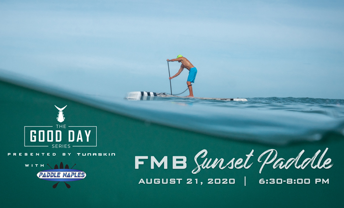 FMB Sunset Paddle Event Banner