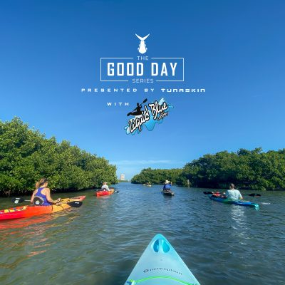 Feb 2021 Guided Kayak Tour