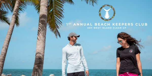 Key West Island Clean Up Banner